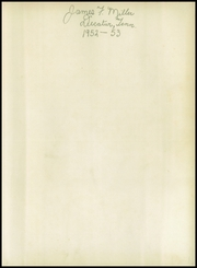 Page 3, 1953 Edition, Meigs County High School - Tiger Yearbook (Decatur, TN) online yearbook collection