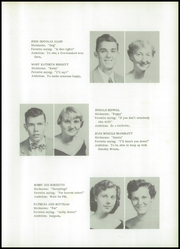 Page 15, 1955 Edition, Meigs County High School - Tiger Yearbook (Decatur, TN) online yearbook collection