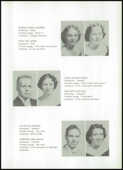 Page 17, 1955 Edition, Meigs County High School - Tiger Yearbook (Decatur, TN) online yearbook collection