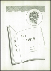 Page 5, 1955 Edition, Meigs County High School - Tiger Yearbook (Decatur, TN) online yearbook collection