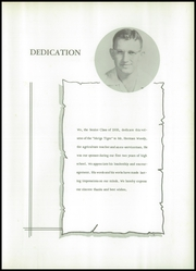 Page 7, 1955 Edition, Meigs County High School - Tiger Yearbook (Decatur, TN) online yearbook collection