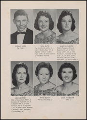 Page 17, 1960 Edition, Polk County High School - Pocohi Yearbook (Benton, TN) online yearbook collection