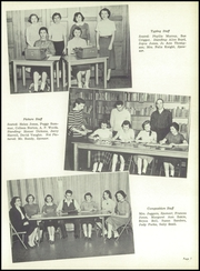 Page 11, 1956 Edition, Central High School - Postscript Yearbook (Murfreesboro, TN) online yearbook collection