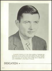 Page 12, 1956 Edition, Central High School - Postscript Yearbook (Murfreesboro, TN) online yearbook collection