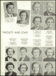 Page 16, 1956 Edition, Central High School - Postscript Yearbook (Murfreesboro, TN) online yearbook collection