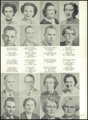 Page 17, 1956 Edition, Central High School - Postscript Yearbook (Murfreesboro, TN) online yearbook collection