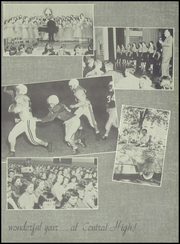 Page 9, 1956 Edition, Central High School - Postscript Yearbook (Murfreesboro, TN) online yearbook collection