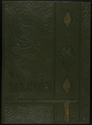 Page 1, 1968 Edition, Immaculate Conception High School - Marian Yearbook (Memphis, TN) online yearbook collection