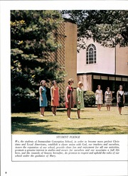 Page 14, 1968 Edition, Immaculate Conception High School - Marian Yearbook (Memphis, TN) online yearbook collection