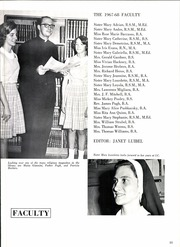 Page 17, 1968 Edition, Immaculate Conception High School - Marian Yearbook (Memphis, TN) online yearbook collection