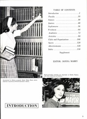 Page 9, 1968 Edition, Immaculate Conception High School - Marian Yearbook (Memphis, TN) online yearbook collection