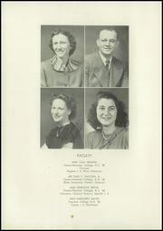 Page 12, 1947 Edition, Jefferson City High School - Elk Echo Yearbook (Jefferson City, TN) online yearbook collection