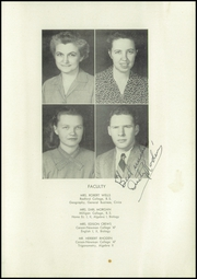 Page 13, 1947 Edition, Jefferson City High School - Elk Echo Yearbook (Jefferson City, TN) online yearbook collection