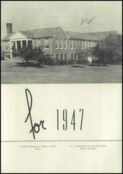 Page 5, 1947 Edition, Jefferson City High School - Elk Echo Yearbook (Jefferson City, TN) online yearbook collection