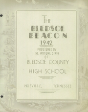 Page 7, 1942 Edition, Bledsoe County High School - Beacon Yearbook (Pikeville, TN) online yearbook collection