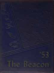 1953 Edition, Bledsoe County High School - Beacon Yearbook (Pikeville, TN)