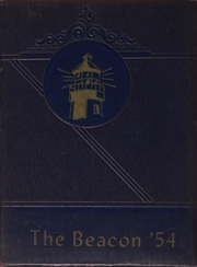 1954 Edition, Bledsoe County High School - Beacon Yearbook (Pikeville, TN)
