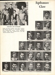 Page 24, 1954 Edition, David Lipscomb High School - Mizpah Yearbook (Nashville, TN) online yearbook collection