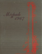 1967 Edition, David Lipscomb High School - Mizpah Yearbook (Nashville, TN)