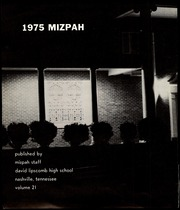 Page 6, 1975 Edition, David Lipscomb High School - Mizpah Yearbook (Nashville, TN) online yearbook collection