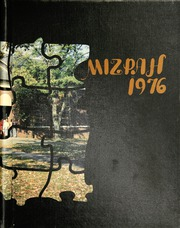 1976 Edition, David Lipscomb High School - Mizpah Yearbook (Nashville, TN)