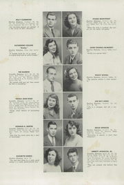 Page 13, 1948 Edition, Jackson High School - Tatler Yearbook (Jackson, TN) online yearbook collection
