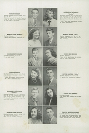 Page 14, 1948 Edition, Jackson High School - Tatler Yearbook (Jackson, TN) online yearbook collection