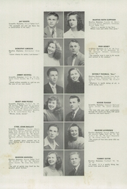 Page 15, 1948 Edition, Jackson High School - Tatler Yearbook (Jackson, TN) online yearbook collection
