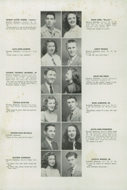Page 16, 1948 Edition, Jackson High School - Tatler Yearbook (Jackson, TN) online yearbook collection