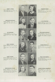 Page 17, 1948 Edition, Jackson High School - Tatler Yearbook (Jackson, TN) online yearbook collection