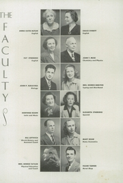 Page 6, 1948 Edition, Jackson High School - Tatler Yearbook (Jackson, TN) online yearbook collection