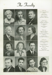 Page 10, 1949 Edition, Jackson High School - Tatler Yearbook (Jackson, TN) online yearbook collection