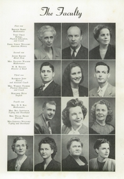 Page 11, 1949 Edition, Jackson High School - Tatler Yearbook (Jackson, TN) online yearbook collection