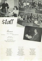 Page 13, 1949 Edition, Jackson High School - Tatler Yearbook (Jackson, TN) online yearbook collection