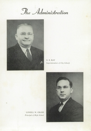 Page 9, 1949 Edition, Jackson High School - Tatler Yearbook (Jackson, TN) online yearbook collection