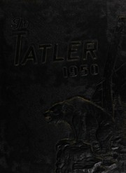 Page 1, 1950 Edition, Jackson High School - Tatler Yearbook (Jackson, TN) online yearbook collection