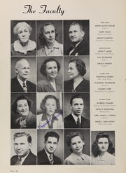 Page 10, 1950 Edition, Jackson High School - Tatler Yearbook (Jackson, TN) online yearbook collection