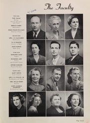 Page 11, 1950 Edition, Jackson High School - Tatler Yearbook (Jackson, TN) online yearbook collection