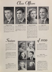Page 17, 1950 Edition, Jackson High School - Tatler Yearbook (Jackson, TN) online yearbook collection