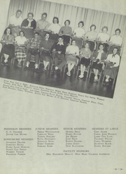 Page 15, 1955 Edition, Jackson High School - Tatler Yearbook (Jackson, TN) online yearbook collection