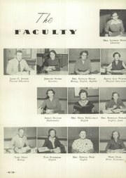 Page 10, 1956 Edition, Jackson High School - Tatler Yearbook (Jackson, TN) online yearbook collection