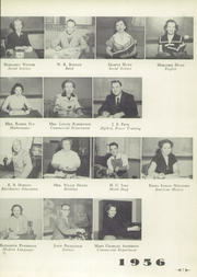 Page 11, 1956 Edition, Jackson High School - Tatler Yearbook (Jackson, TN) online yearbook collection