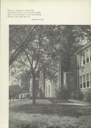 Page 7, 1956 Edition, Jackson High School - Tatler Yearbook (Jackson, TN) online yearbook collection