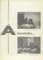 Page 9, 1956 Edition, Jackson High School - Tatler Yearbook (Jackson, TN) online yearbook collection