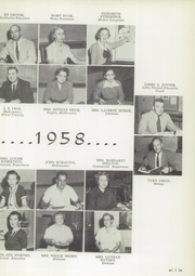 Page 17, 1958 Edition, Jackson High School - Tatler Yearbook (Jackson, TN) online yearbook collection
