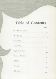 Page 9, 1959 Edition, Jackson High School - Tatler Yearbook (Jackson, TN) online yearbook collection