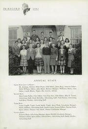 Page 12, 1943 Edition, Young High School - Record Yearbook (Knoxville, TN) online yearbook collection
