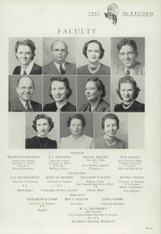 Page 15, 1943 Edition, Young High School - Record Yearbook (Knoxville, TN) online yearbook collection