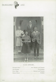 Page 16, 1943 Edition, Young High School - Record Yearbook (Knoxville, TN) online yearbook collection