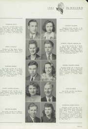 Page 17, 1943 Edition, Young High School - Record Yearbook (Knoxville, TN) online yearbook collection